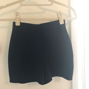 Missguided Skirts - NWT Missguided navy skort